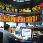 Asian stocks mixed as China tumbles, US prepares for weak retail sales