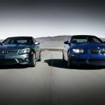Mercedes-Benz beats BMW on the luxury car market in U.S.