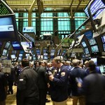 US stocks close lower before Fed's tapering decision