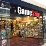 GameStop's share price decline as game sales drop