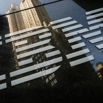 IBM Corp.'s share price up, posts a 2% fall in the second-quarter revenue, profit surges