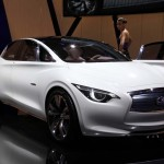 Mercedes-Benz negotiates with Infiniti over a joint venture