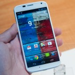 Google Inc. launches Moto X smartphone in the U.K., France and Germany