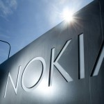 Nokia's share price down, increases profitability target and projects larger sales following CEO Suri's strategy