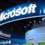 Microsoft Corp.'s share price up, posts upbeat third-quarter net income due to cloud gains