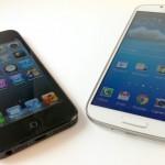 Apple's progress in China threatened by big screens demand