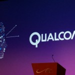 Qualcomm Inc.'s share price up, posts increasing profit, but concern about growth in China remains an issue