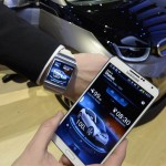 Samsung hopes to surprise with its smartwatch teaming with BMW