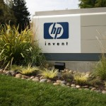 Hewlett-Packard receives the audit report of Autonomy Corp.'s  hardware sales
