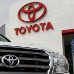 Toyota share price down, launches a global recall due to Takata related safety concerns