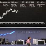 German shares advance in a longest streak since September 2013