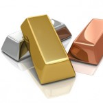Commodities trading outlook: gold set for second weekly gain, copper hits multi-month low