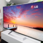 LG Electronics Inc.'s share price up, posts a first-quarter profit that beats analysts' estimates due to increased demand for large-screen TV sets