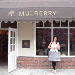 Mulberry Group Plc' share price down, reports a first-half loss in the conditions of difficult luxury-goods market