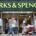Marks & Spencer's share price up, posts a slight drop in fourth-quarter sales due to womenswear, plans overseas growth