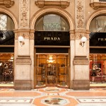 Prada SpA's share price down, reports a larger-than-expected drop in third-quarter profit