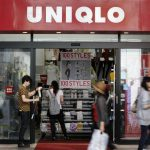 Fast Retailing Co. Ltd's share price up, posts an increase in first-quarter income