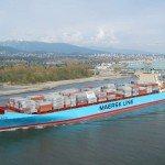 AP Moeller Maersk's share price up, posts 62% rise in profit for the first financial quarter, raises its 2014 forecast
