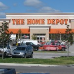 Home Depot Inc.'s share price down, posts 12% net income increase for the first financial quarter, profit trails analysts' estimates