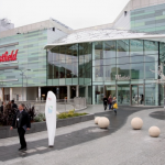 Westfield Group's share price down, Chairman Lowy's plans for split postponed