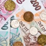 Forex Market: USD/CZK daily forecast