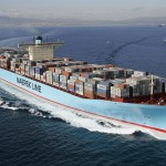 AP Moeller Maersk A/S' share price up, announces a 10-year pact with MSC over vessels sharing