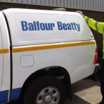 Balfour Beatty Plc' share price up, rejects the renewed merger bid of Carillion Plc