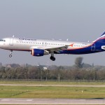 OAO Aeroflot's share price down, suspends flights of its low-cost subsidiary due to EU sanctions