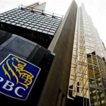 RBC share price down, reaches for Hollywood