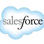 Salesforce.com Inc.'s share price up, posts soaring sales, raises guidance
