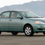 Toyota share price down, 2006-2010 Corollas to be probed over unintended acceleration