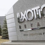 Luxottica Group SpA's share price down, CEO Guerra to step down