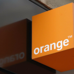 Orange SA's share price up, to seek a partnership to bolster broadband and TV services in the U.K.