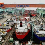 Samsung Heavy Industries Co. share price up, to merge with Samsung Engineering