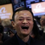 Alibaba breaks world IPO record as underwriters sell additional shares