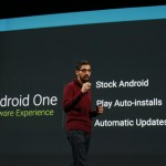 Google Inc. share price down, launches the $105 Android One smartphone in India to expand reach
