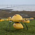 Deutsche Post AG share price up, to conduct first routine unmanned drone deliveries to customers