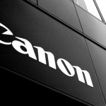 Canon Inc. share price up, raises full-year forecast in spite of falling revenues