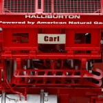Halliburton Co.'s share price down, to acquire Baker Hughes Inc. in a cash-and-stock deal