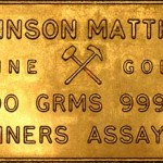 Johnson Matthey share price up, to sell its gold and silver refineries
