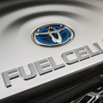 Toyota share price down, to share its fuel-cell technology for free