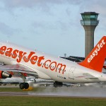 Shares in easyJet dip, company to resume domestic flights