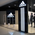 Adidas share price up, posts upbeat Q2 results, considers shedding golf business