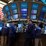 Stock Indices: Dow Jones sinks to two-week lows amid a heavy sell-off