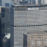 MetLife shares retreat for a third straight session on Wednesday, company's Brighthouse Financial unit downgraded by Fitch