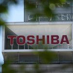 Toshiba shares fall for a fourth straight session on Wednesday, company decides against CVC offer, remains open to 'credible' proposals
