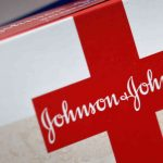 Johnson & Johnson shares gain the most since January 2016 on Tuesday, quarterly revenue, earnings beat on strength in pharmaceuticals, full-year forecast cut