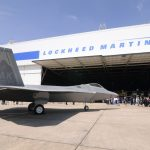 Lockheed Martin shares hit a fresh record high on Thursday, company receives enhanced laser technology contract