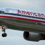 American Airlines shares close lower on Tuesday, air carrier announces underwritten public offering of 38.5 million shares