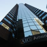 AIG shares close lower on Thursday, Peter Zaffino, AIG's current COO, appointed as President